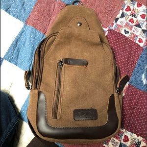 Backpack RFID protected